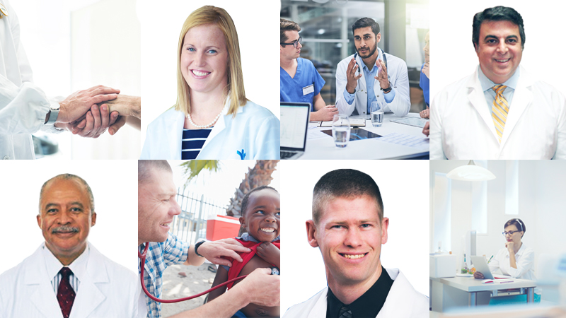 Admiring the Rockstars of Medicine on National Doctor's Day