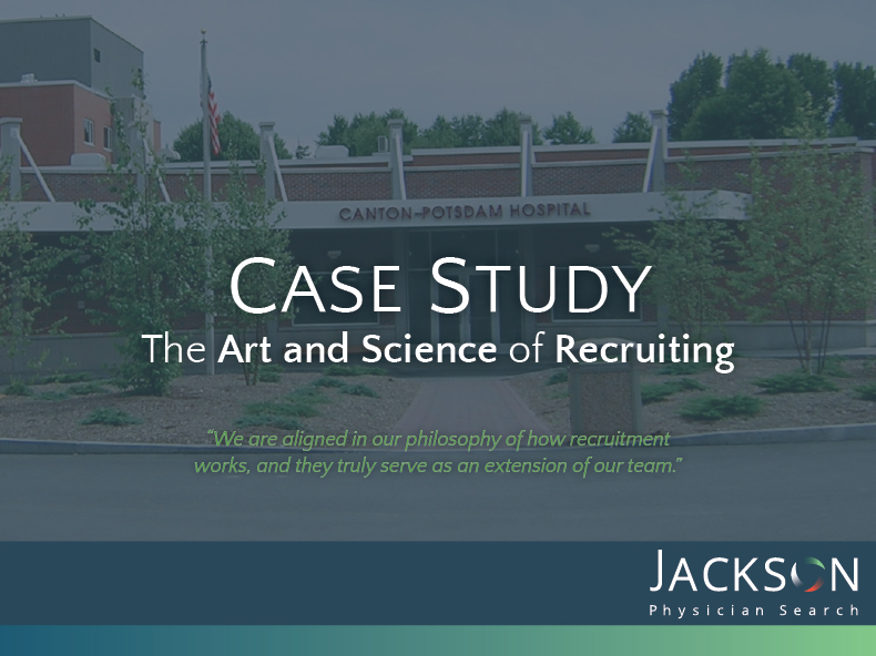 Case Study: The Art and Science of Recruiting | Canton-Postdam Hospital
