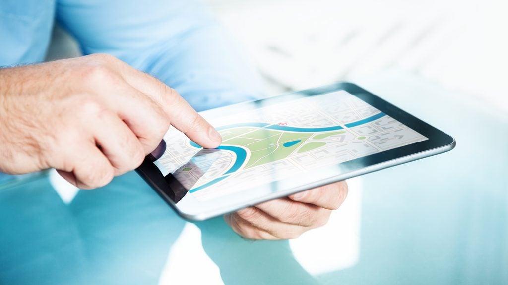 determining physician practice location