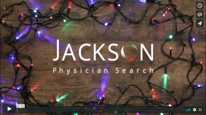 Jackson Physician Search Holiday Card 2017