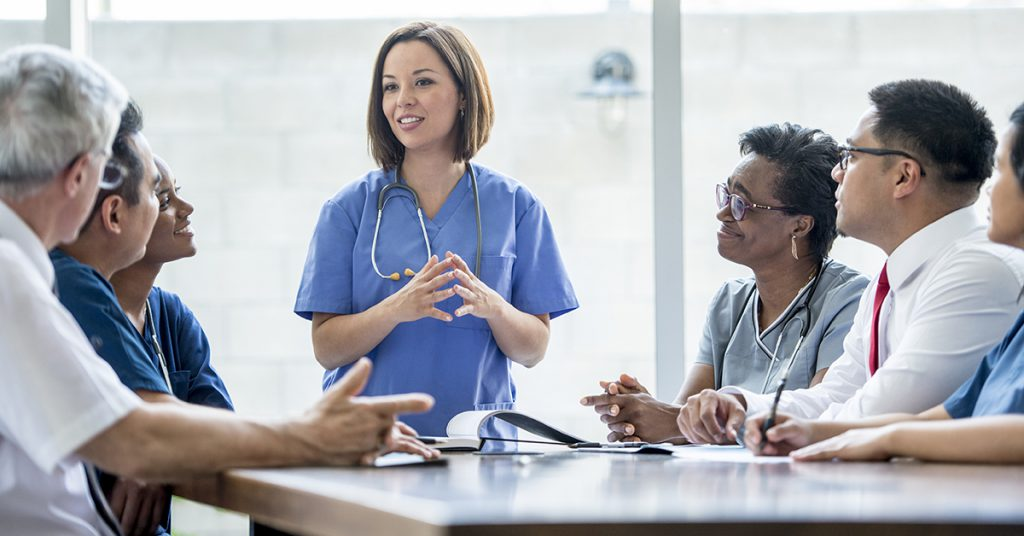 Selling Your In-Person Healthcare Organization Brand