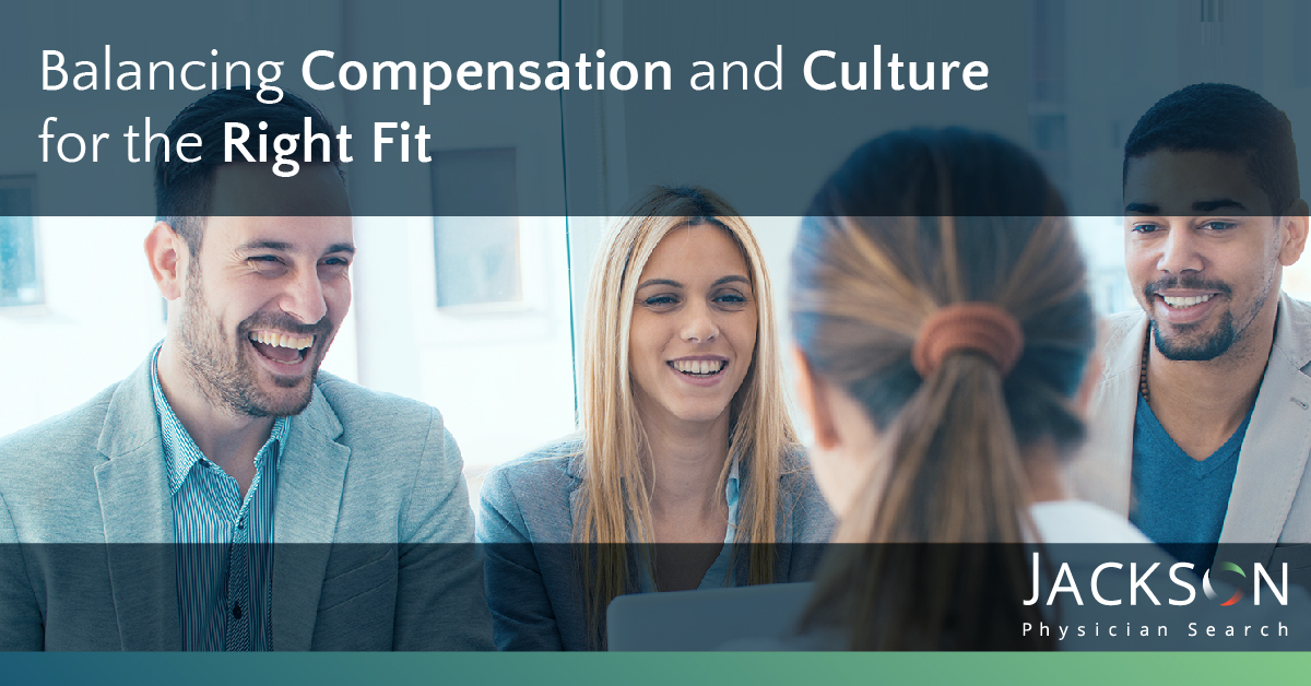 Balancing Compensation and Culture for the Right Fit