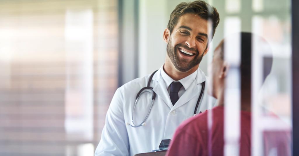 Increase Physician Job Satisfaction