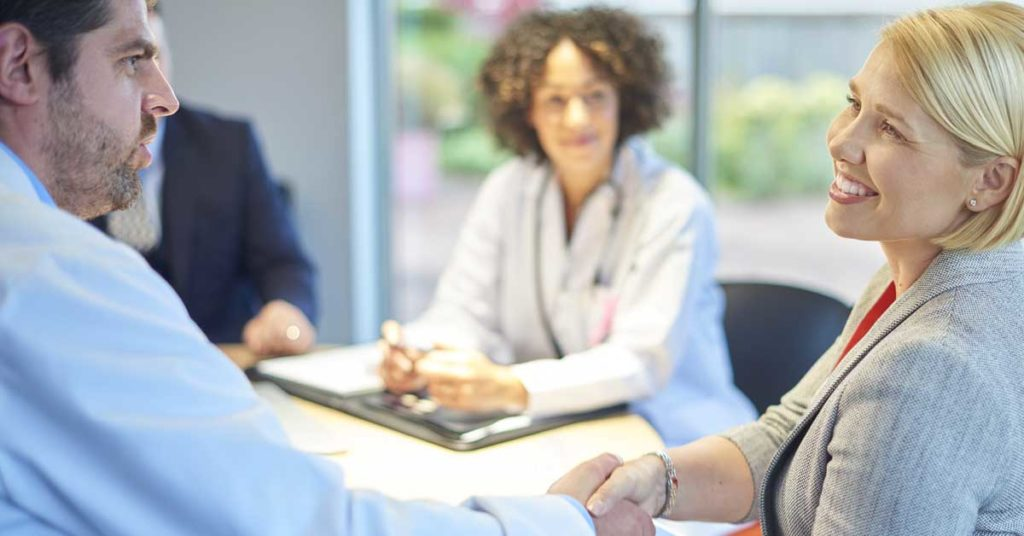 Physician Recruitment ROI and What it Means to Your Organization