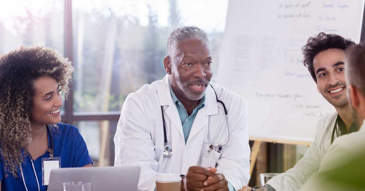 Four Keys to Developing Physician Leadership