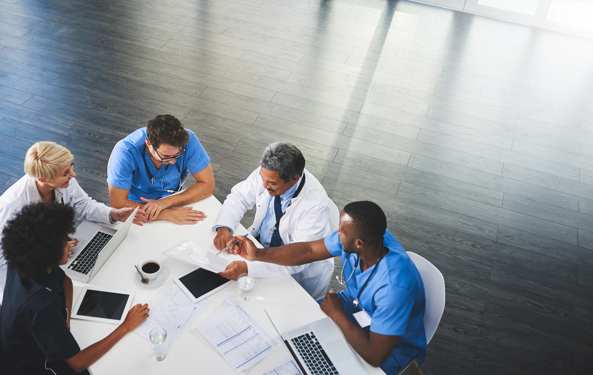 Streamlining Access to Physician Leaders.