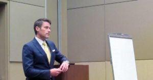 Michael Byman Presenting