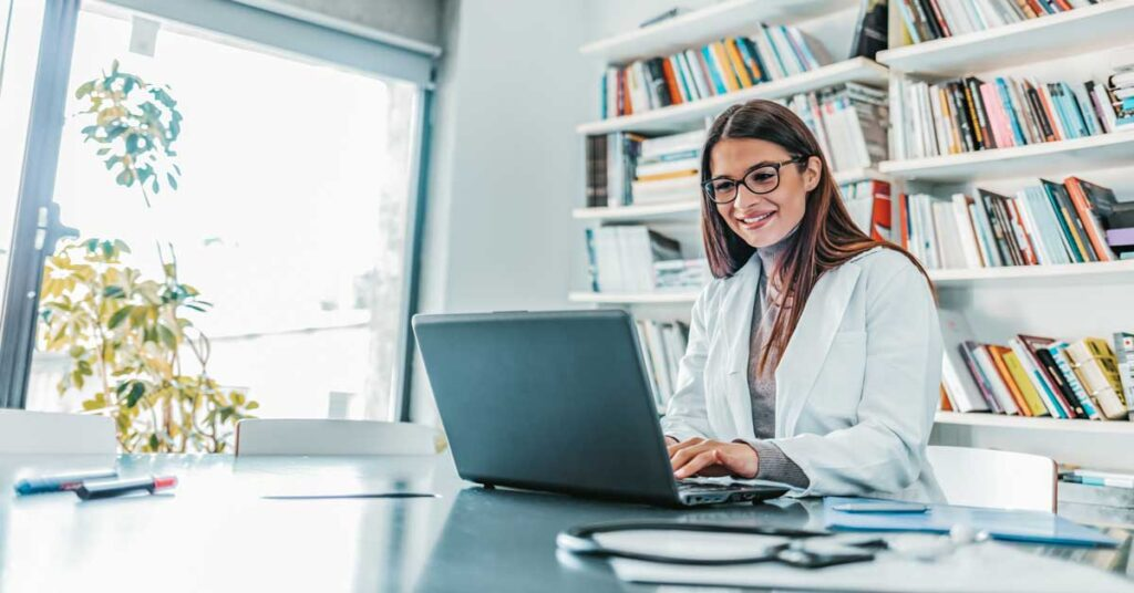 How Physicians Can Build Their Digital Brand to Enhance a Job Search