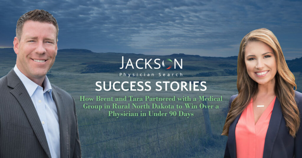 How an Act of Kindness Helped a Rural Medical Group Recruit Its Newest Physician