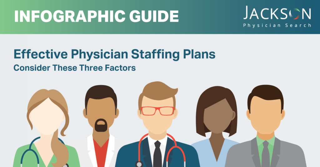 [Infographic Guide] Effective Physician Staffing Plans Consider These Factors