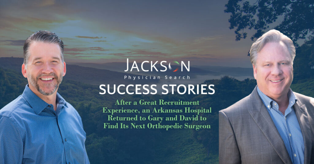 Physician Recruiter Saves Orthopedic Surgeon from Almost Missing His Dream Job