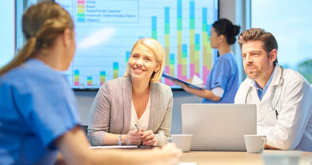 Four Ways to Improve Communication and Increase Physician Engagement