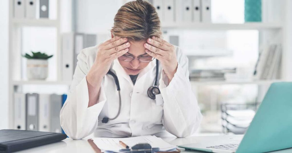 The Rippling Impact of Physician Burnout