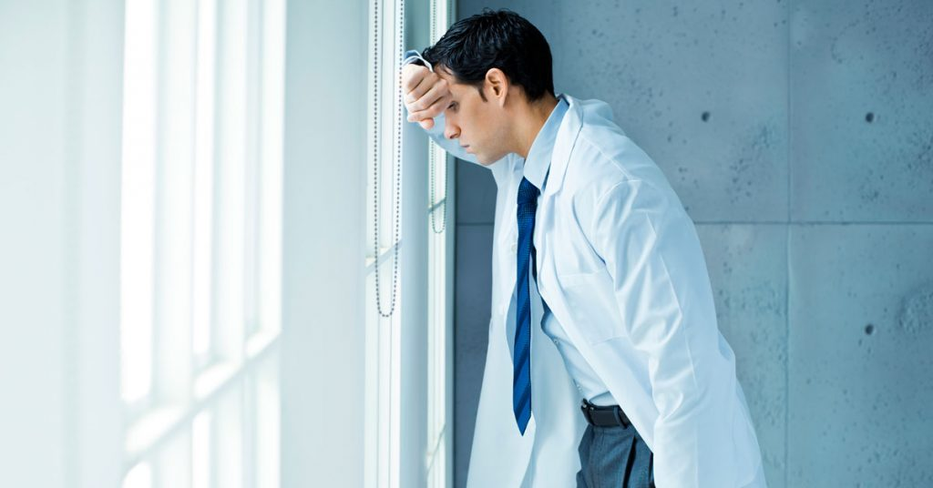 Why Physicians Suffer Silently Through Mental Health Challenges