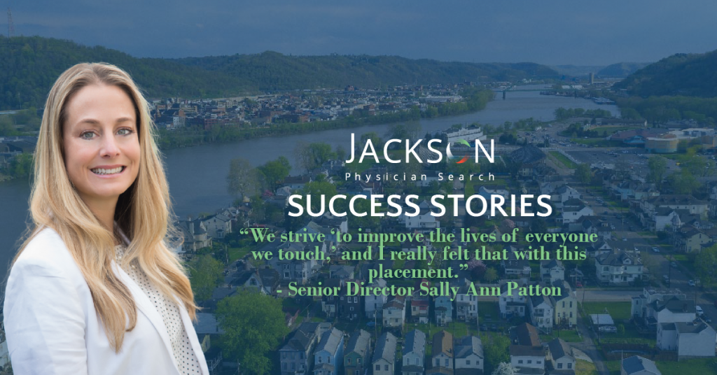Jackson Physician Search Helped a Physician Find Fulfillment in Rural Healthcare
