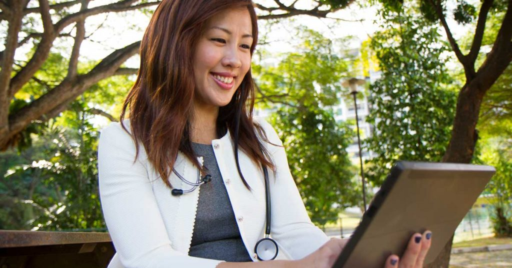 Know the Three P's of Preparing for a Successful Physician Job Search